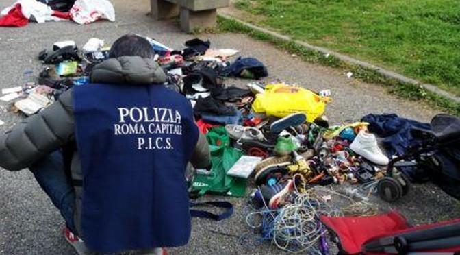 La Polizia Locale interviene ancora in Via Carlo Felice