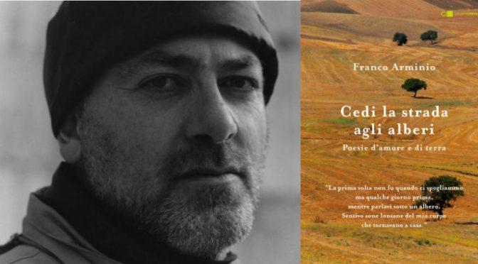 """29 marzo 2017 presentazione del libro """"Cedi la strada agli alberi"""" al Gatsby Cafe"""