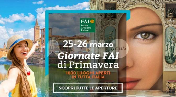 Giornate FAI di Primavera 2017. Gli eventi a Roma