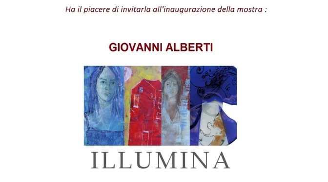 """31 marzo 14 aprile """"Illumina"""" presso lo Studio Medina Art"""