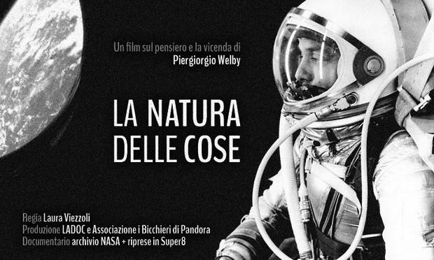 """29 marzo 2017 """"La natura delle cose"""" all'Apollo 11"""