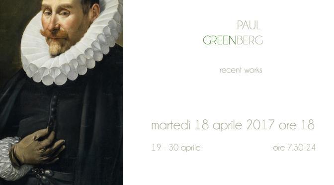 18 aprile 2017 Mo(n)stre presenta: Paul Greenberg – recent works al Gatsby Cafe