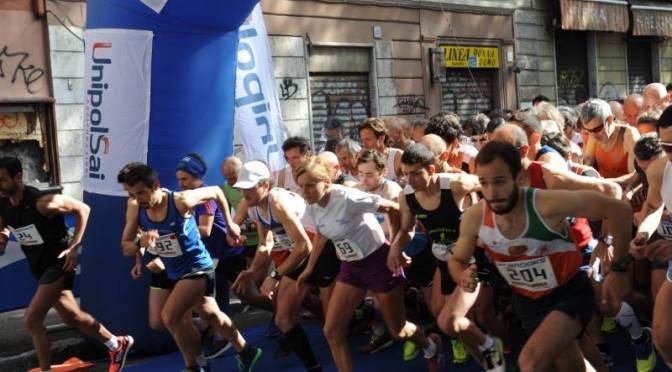 """1 maggio 2017: VI edizione della maratonina """"PRIMOMAGGIO……Lavoro in corsa"""" . Partenza e arrivo a San Giovanni"""