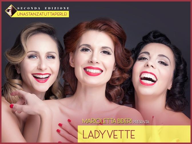 """27 – 30 aprile 2017 """"Lescano – Le dive dello swing"""" al Teatro Brancacccino"""