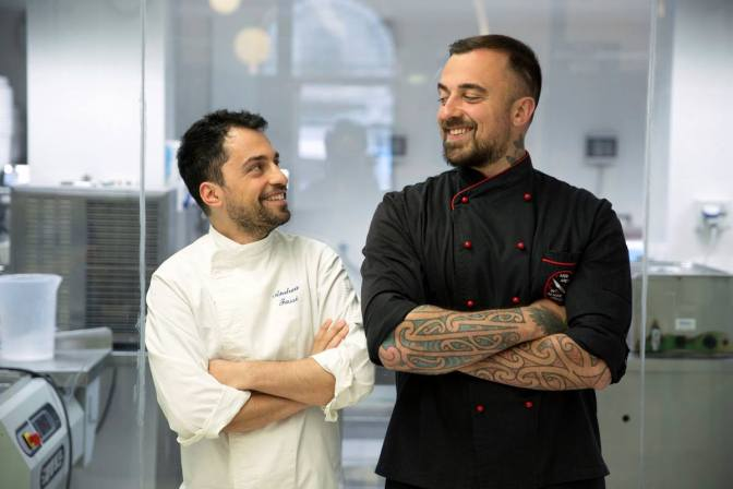 25 maggio 2017 Chef Rubio al Palazzo del Freddo – Fassi