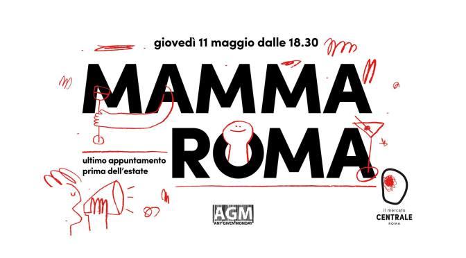 11 maggio 2017 edizione speciale di Mamma Roma al Mercato centrale