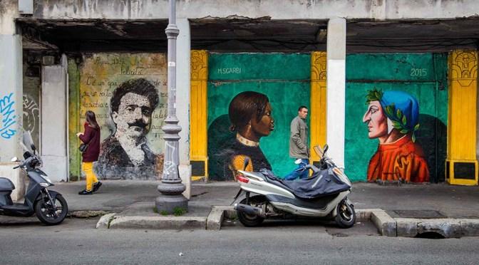10 e 11 giugno: la Street Art torna a Via Giolitti
