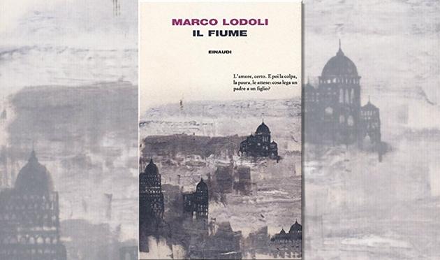 """1 giugno 2017 incontro con Marco Lodoli sul libro """"Il Fiume"""" presso Punto Einaudi Merulana"""