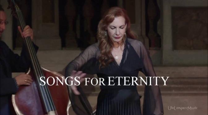 "27 maggio 2017 ""Ute Lemper in Songs for Eternity"" al Teatro Brancaccio"