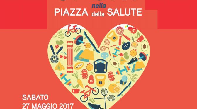 """27 maggio 2017 """"Sport nella Piazza della Salute"""" a Piazza Vittorio"""