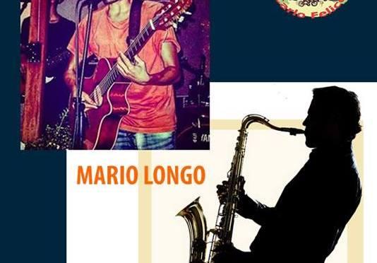 30 giugno 2017 FBROC e MARIO LONGO in concerto per il Music Aperi-Festival al Parco di Via Carlo Felice