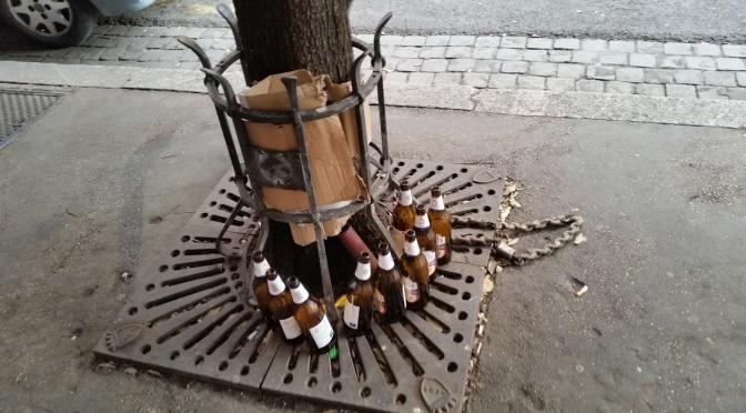 Richiesta di un'Ordinanza Anti Bivacco e Anti-Alcool nelle Aree Verdi e nei Parchi del Centro Storico