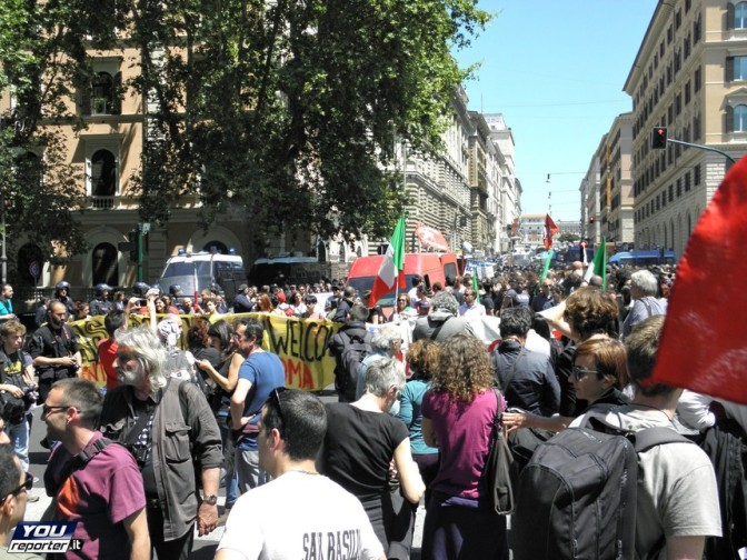 24 giugno 2017 alle ore 17,00 manifestazione per alcune vie e piazze del rione: attenzione rimozione auto!