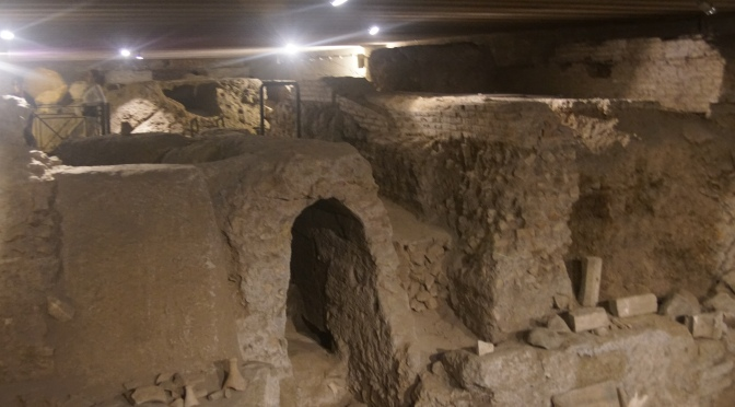 Un nuovo fantastico sito, ora visitabile, arricchisce il patrimonio archeologico dell'Esquilino