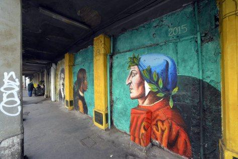 Street Art Esquilino