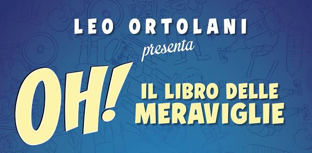 14 giugno 2017: incontro con Leo Ortolani presso Borri Books