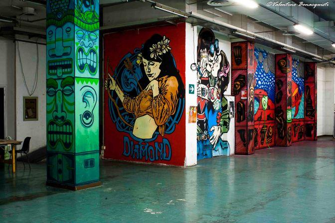 In viaggio nella Street Art dell'Esquilino