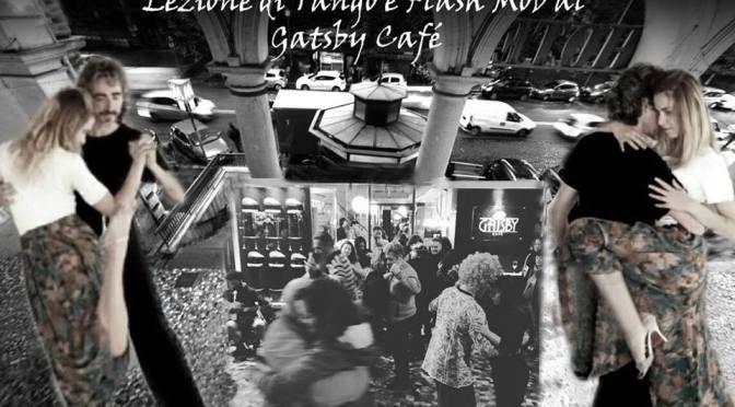 28 luglio 2017 Milonga Inaugurale al Gatsby Cafè