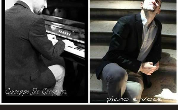 21 luglio 2017 Giuseppe De Gregorio al Music Aperi-Festival al Parco di via Carlo Felice