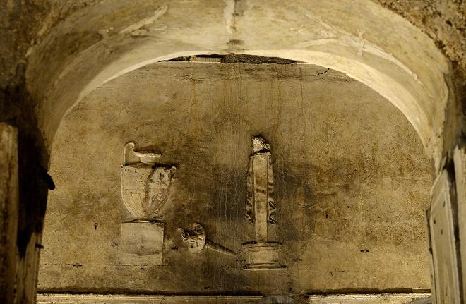 I tesori nascosti (o quasi) dell'Esquilino, parte seconda : La basilica neopitagorica sotterranea di Porta Maggiore