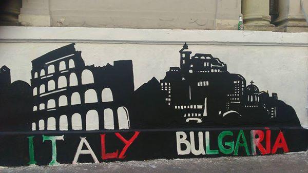 Murales della scuola Di Donato
