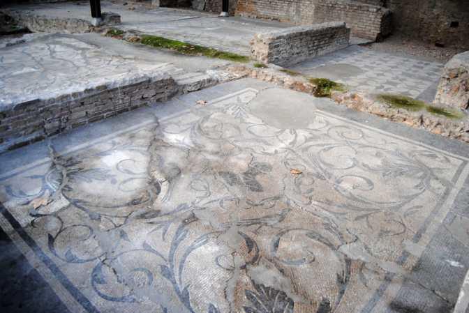 Esquilino, miniera inesauribile di tesori archeologici