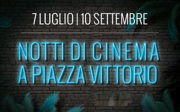 31 luglio 2017: il programma odierno di Notti di Cinema a Piazza Vittorio