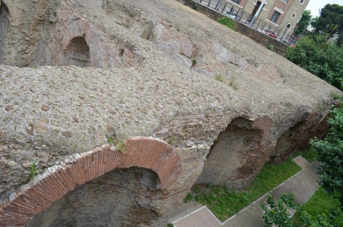 I tesori nascosti (o quasi) dell'Esquilino, parte quarta: le Terme Eleniane