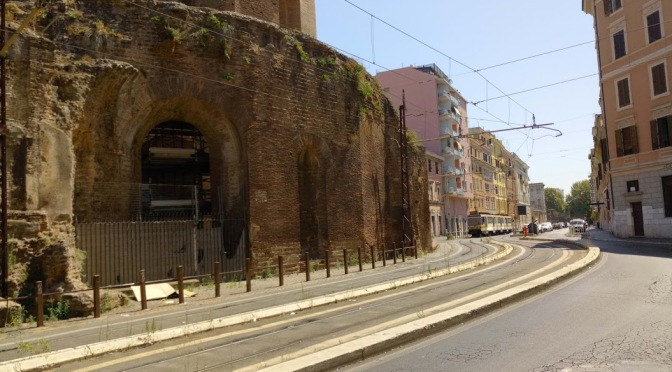 Dedicato alla Soprintendenza Speciale per il Colosseo e l'Area archeologica centrale di Roma