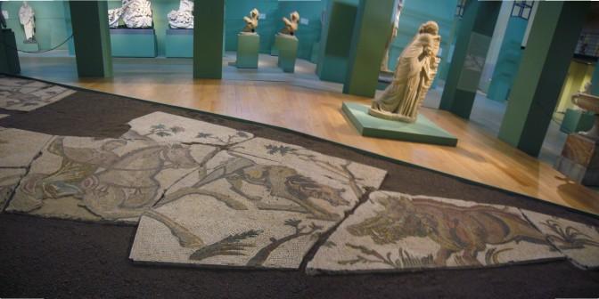 Mosaico della Caccia