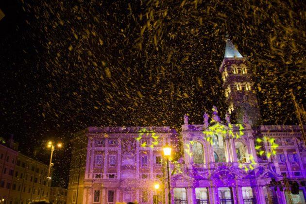 5 agosto 2017 Festa della Madonna della neve a Santa Maria Maggiore