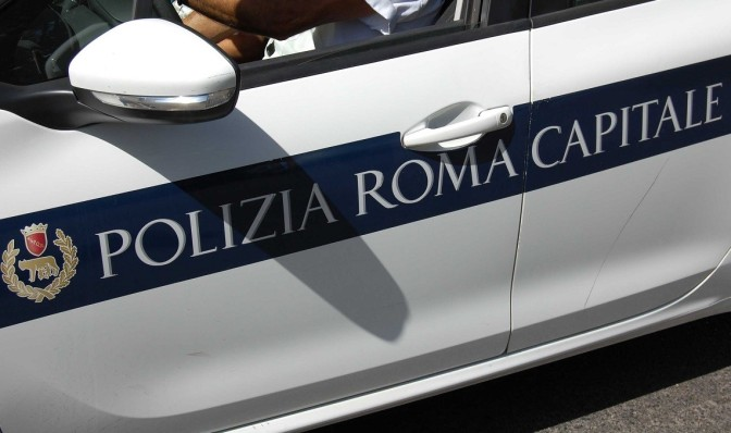 Esquilino: latitante arrestato dalla Polizia Locale