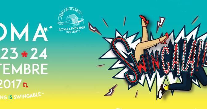 """22,23,24 settembre """"Swingala"""" il Festival Swing all'Acquario Romano"""
