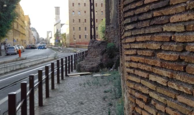 Lo strano concetto della sicurezza a via Giolitti
