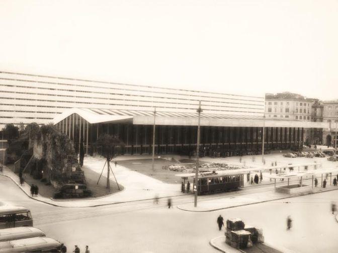 La storia e le prospettive della Stazione Termini in un interessantissimo articolo di Massimo Locci