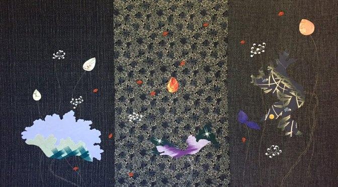 """6 – 28 ottobre 2017 """"Sponde Congiunte"""" Mostra personale di Livia Liverani presso Hyunnart Studio"""