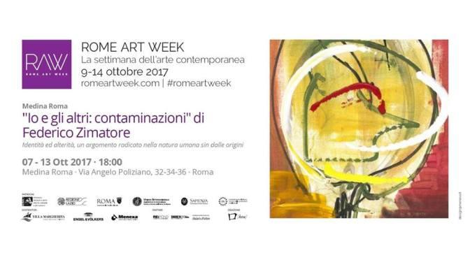 7 – 14 ottobre 2017 RAW – Rome Art Week presso lo Studio Medina