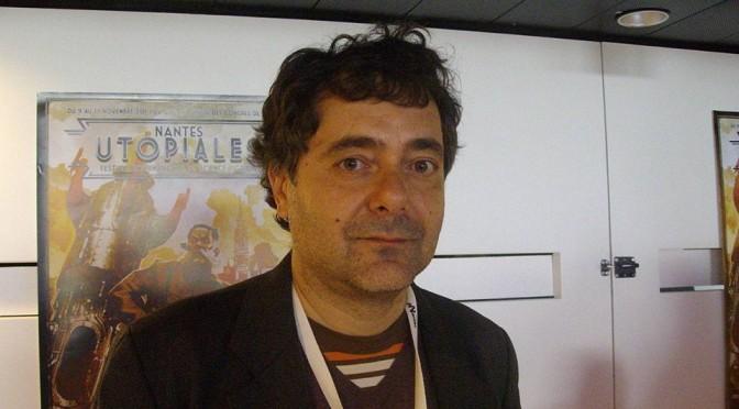 """27 ottobre 2017 """"Nostoi – Incontro con Tommaso Pincio"""" al Palazzo del Freddo"""