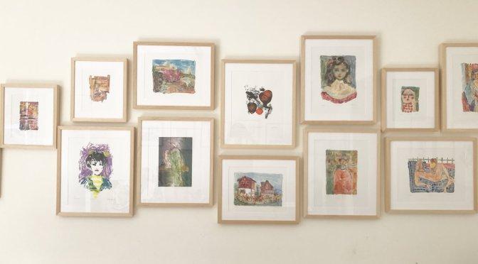"7 – 15  ottobre 2017 RAW – Rome Art Week ""Gli Urli"" installazione di Wang Yongxu presso FunSpace Art"