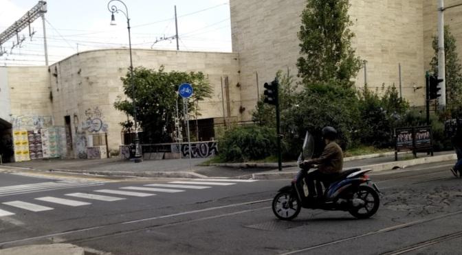 Un'ulteriore osservazione sulla pista ciclabile di Santa Bibiana