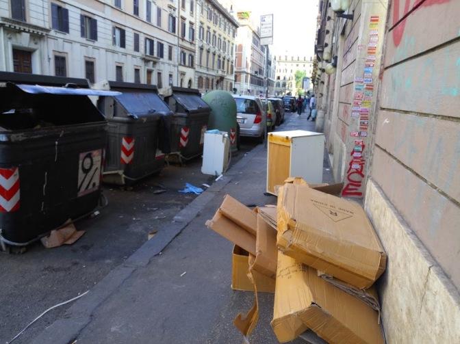 15 aprile 2018 Raccolta straordinaria gratuita dei rifiuti ingombranti a Porta Maggiore