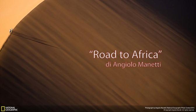 """27 ottobre – 2 novembre 2017 """"Road to Africa"""" presso lo Studio Medina"""
