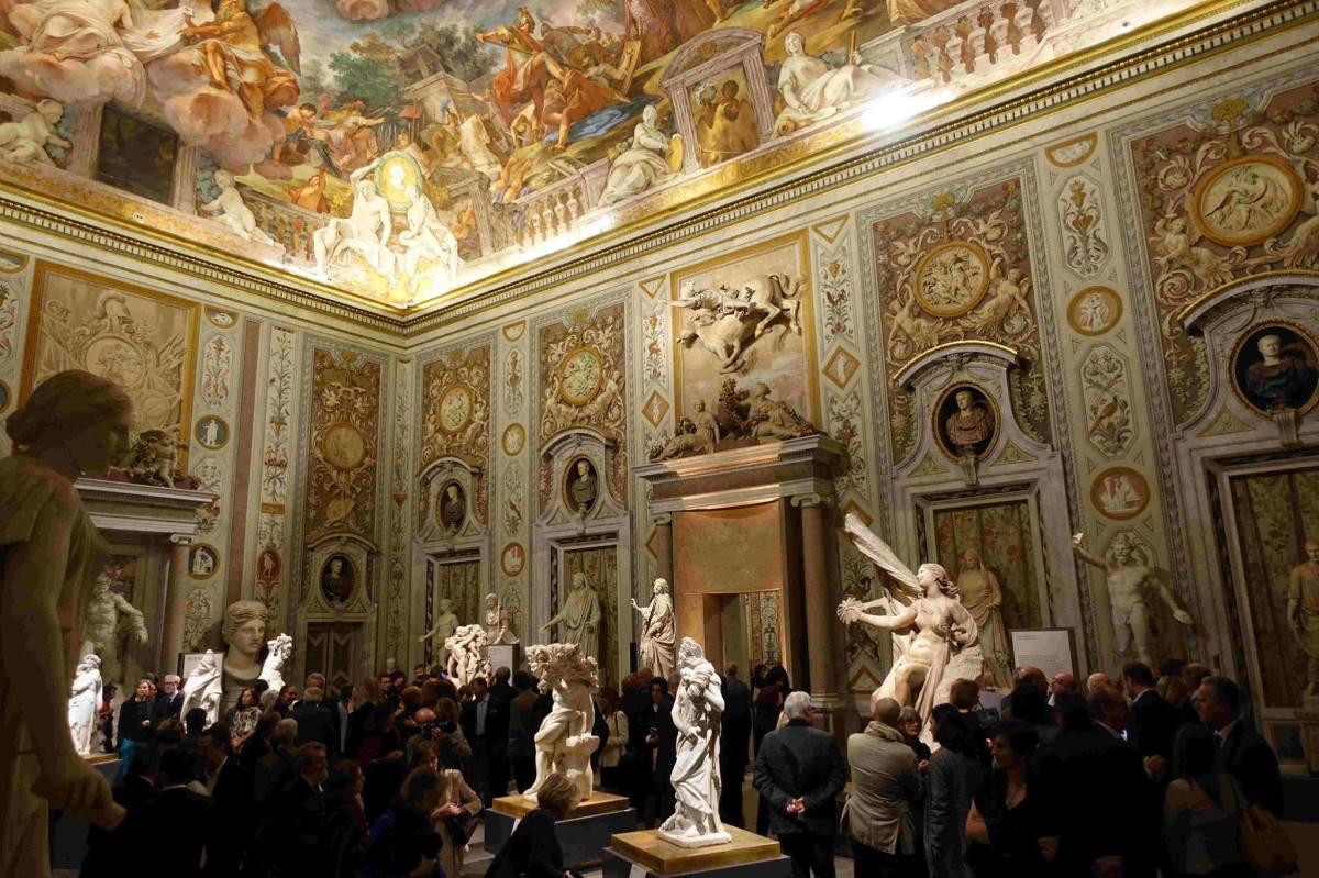 Santa Bibiana superstar nella mostra dedicata al Bernini alla Galleria Borghese