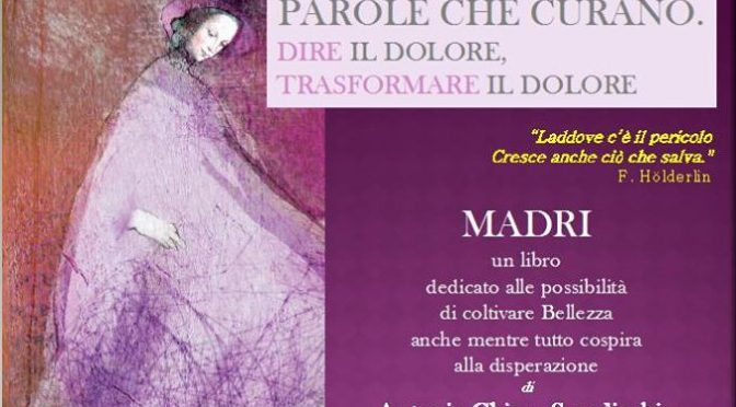 """25 novembre 2017 Presentazione del libro """"Madri"""" presso la Scuola Di Donato"""