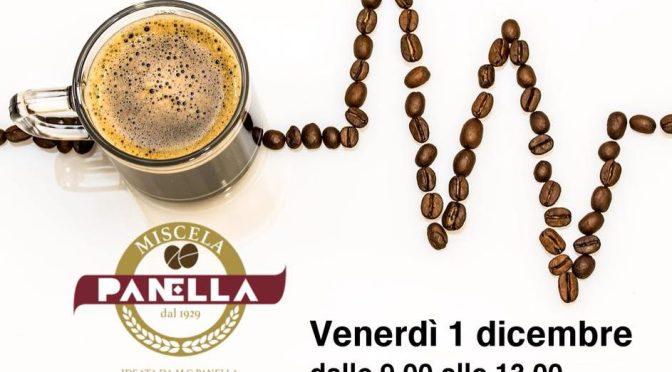 """1 dicembre 2017 """"Coffee Day"""" da Panella"""
