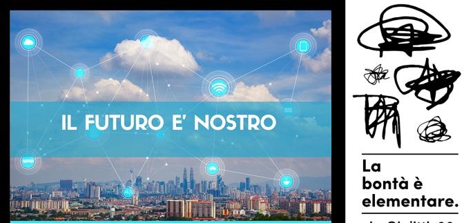 """30 novembre 2017 """"Il Futuro è nostro"""" al Mercato Centrale Roma"""
