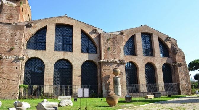 Terme di Diocleziano: Progetti e approfondimenti archeologici