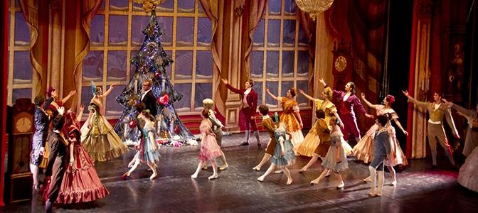"""9-10 dicembre 2017 """"Lo Schiaccianoci"""" e """"Cenerentola"""" al Teatro Brancaccio"""