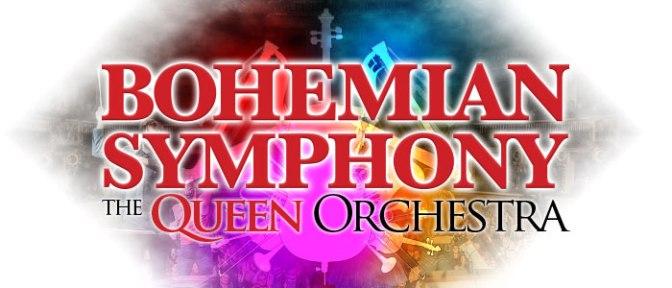 """7 dicembre 2017 """"Bohemian Symphony – The Queen Orchestra"""" al Teatro Brancaccio"""