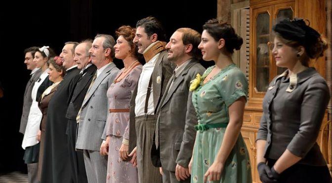 """Dal 7 al 17 dicembre """"Non ti pago"""" al Teatro Ambra Jovinelli"""